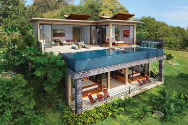 Phuket land newsletter september 2013 for Plan villa de luxe